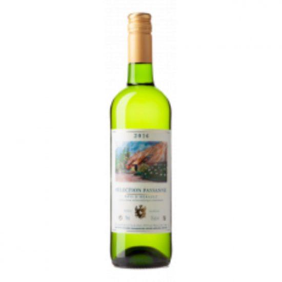 2016 Selection Paysanne wit cuvee ugni Blanc